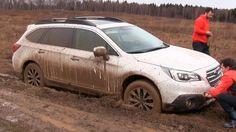 Subaru Outback 2015 - Offroad тест! via ATDrive                                                                                                                                                                                 More