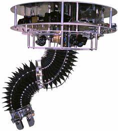 cyberneticzoo.com » pneumatic manipulator