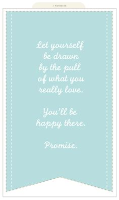 Let yourself be drawn by the pull of what you really love.  You'll be happy there.  Promise.