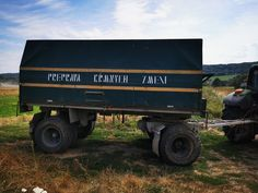 Semi Trailer, Signs, Novelty Signs, Signage, Dishes, Sign