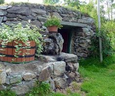 25 Root Cellars Adding Unique Structures to Backyard Designs
