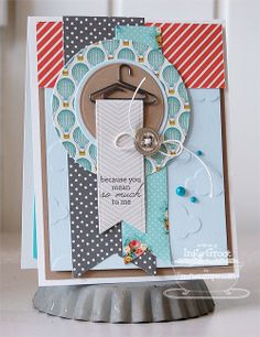 Patterned Paper, Tutorial