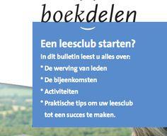 Een leesclub starten? Lees hier alle informatie: http://www.nbdbiblion.nl/sites/nbdbiblion.nl/files/0711_FOL_Tips_Leesclubs_los_0.pdf