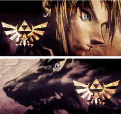 The Legend of Zelda: Link & Wolf Link