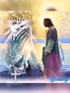 Jesus Gif, Jesus Christ Images, Christian Images, Christian Videos, Angel Pictures, Jesus Pictures, Jesus Christ Painting, Praying In The Spirit, Animated Love Images