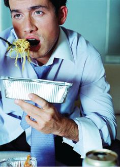 Tired? Watch What You Eat: Scientific American