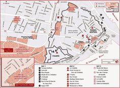 MapasBlog: Mapas de Quebec