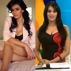 Beautiful anchors of TV!- The Times of India Photogallery