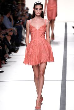 Elie Saab Spring 2014 Ready-to-Wear - Collection - Gallery - Style.com