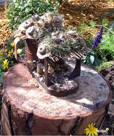 disney fairy houses - Google Search