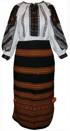 Український жіночий національний костюм (борщівська вишиванка + гуцульські запаски) Bell Sleeves, Bell Sleeve Top, Two Piece Skirt Set, Costumes, Skirts, Clothes, Tops, Dresses, Women