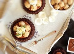 Giotto-Nutella-Tartelettes ...zu finden auf www.bcproject.de