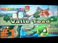 Mario Party 9 - Valle Toad #1 Modo Historia (Individual) - YouTube Mario Party 9, Youtube I, Toad, Luigi, Yoshi, Channel, Fictional Characters, Mario Party, History