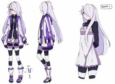 Amazing Genderbend of Add from Elsword 3d Model Character, Character Concept, Character Design, Anime Outfits, Girl Outfits, Fashion Outfits, Add Elsword, Watch Drawing, Demon Wolf