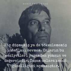 * Boris Pasternak