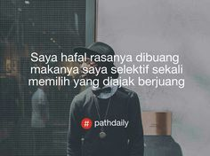 Path Quotes, Reminder Quotes, Me Quotes, Quotes About Love And Relationships, Relationship Quotes, Islamic Inspirational Quotes, Islamic Quotes, Quotes Galau, Quotes Indonesia