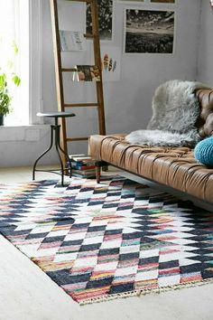 le tapis design la meilleure option pour votre chambre design 43 idees en photos