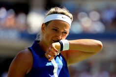 Azarenka won't compete for the rest of the season and plans to return in 2015