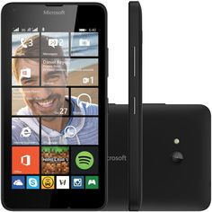 Americanas Smartphone Microsoft Lumia 640 Dual DTV Dual Chip Desbloqueado R$468,99