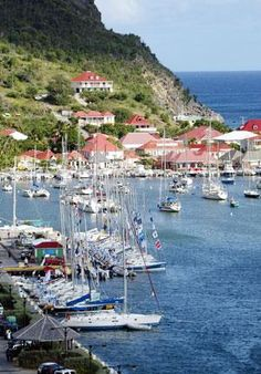 St. Barts~My favorite place in the world!! Best honeymoon location :)