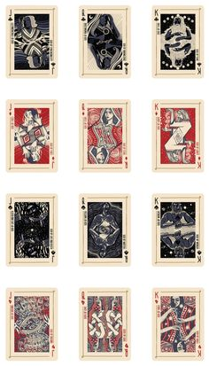 Open Portals Playing Cards by James R. Eads — Kickstarter