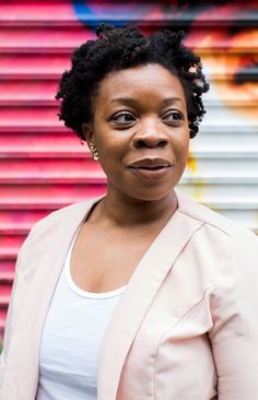 Ms. Udofia mined her family background for what she sees as a true portrait of immigrant experiences in her ongoing theater cycle.