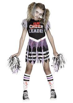 Zombie cheerleader costume homemade halloween costumes pinterest image result for zombie cheerleader solutioingenieria Gallery