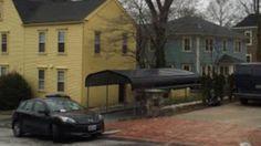 Patriots Receiver Amendola Irks R.I. Neighbors With Temporary Carport