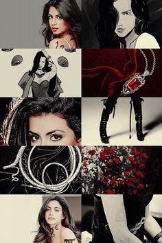 Shadowhunters - Emeraude Toubia as Isabelle Lightwood