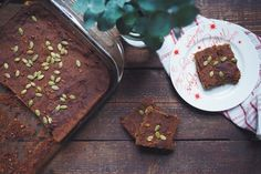 Breakfast Criminals Superfood gingerbread