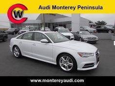 Audi Monterey Peninsula Vehicles For Sale In Seaside CA - Cardinale audi