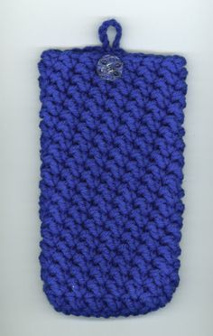 ~ Dly's Hooks and Yarns ~: ~ sunglasses case ~  I Love this Cotton H hook