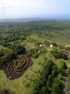 37 Aloha and Welcome to Paleaku Gardens Peace Sanctuary Beautiful Botanical Gardens on the Big Island of Hawaii
