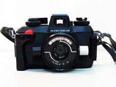 35Mm Camera | Nikon Nikonos IVA Underwater 35mm Camera by KentonCollectibles