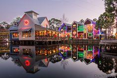 The Village of Baytowne Wharf at Sandestin Golf and Beach Resort in Destin, FL