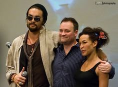 cast of stargate atlantis | Flickr - Photo Sharing!