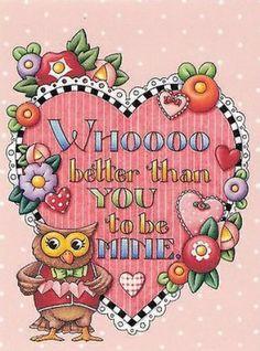 Happy Valentines! Mary Engelbreit