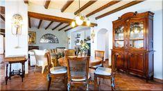 Mediterrán fagerendás házban Nappali fagerendás házban     Fagerendás hálószoba, rusztikus     Hálószoba fagerendás házban     Mediterrán fagerendás terasz