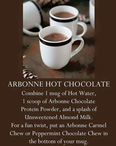 Sooo excited to try this!  Our protein powder is PHENOMENAL.  For more information, please visit adelerylands.arbonne.com!
