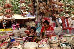 Kết quả hình ảnh cho Bamboo made handicrafts at Boishakhi