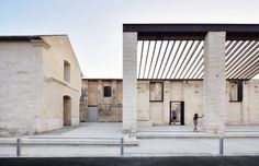 Can Ribas / Jaime J. Ferrer Forés - Neighborhood revitalization and preserving the elements of industrial heritage are the aims of this urban project