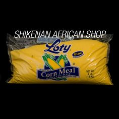 Corn Meal (4lbs) by Loty - African Food