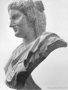 Art Drawings, Pencil, Statue, Dibujo, Drawing Drawing, Sculptures, Sculpture, Art Paintings
