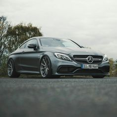 Mercedes-AMG C63s Coupe C205