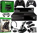 Refurbished Xbox One Console w/ Kinect Sensor &Call of Duty - E280878 — QVC.com