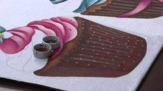 Mulher.com 25/02/2014 Ana Laura Rodrigues - Cupcake grande Parte 1/2 (+p...