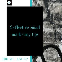 Keep it short, sweet, and to the point Make sure your emails are mobile friendly Highlight and link all call-to-action within the email Branding Agency, Call To Action, Email Marketing, Business Tips, Did You Know, Highlight, Link, Sweet, Lights