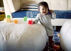 baby-proofing your stylish living room via @Joy Cho / Oh Joy!