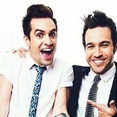 brendon and pete