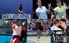 Novak Djokovic & Serena Williams Sail Through Australian Open 2015 Quarters - Movie TV Tech Geeks